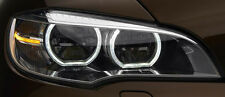 BMW E71 E72 X6 E70 X5 M European LED Headlight Retrofit OEM Headlamp Pair NEW