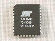 1x NEW SST 39SF020A PLCC 32pin BIOS chipset 39SF 020A
