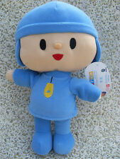 Pocoyo Plush Character Soft Toy 11 Inch Stuffed Animal Cuddly Doll
