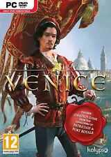 RISE OF VENICE   PC   DVD Version   inkl. Key   NEU & OVP   USK18