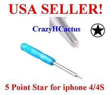PSP 1000/2000/3000 Security Screwdriver iPhone Cell Phone Pentalobe 50 PIECES