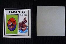 ***CALCIATORI PANINI 1969/70***  SCUDETTO TARANTO