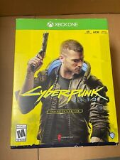 Cyberpunk 2077: Collector's Edition - Xbox One - OPENED BOX