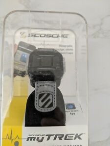 New Scosche myTREK Wireless Pulse Monitor 0265IPTM 033991026308 iOS Android iPod