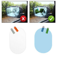 Glass Anti Fog Car Rearview Mirror Rainproof Protective Film Hydrophobic