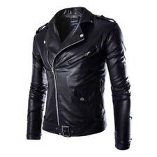 Manteaux et vestes motards pour homme