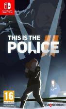 Esta es la policía 2   Nintendo Switch NUEVO