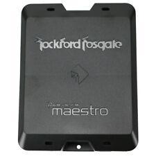 ROCKFORD FOSGATE® DSR1 8-CHANNEL DIGITAL SIGNAL PROCESSOR DSP iDATALINK MAESTRO