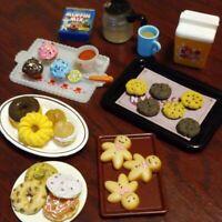 REMENT MINIATURE SET MINI TOYS LOT DOLLHOUSE Food sample Petit sample u1125