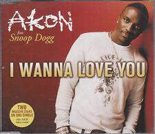 I Wanna Love You Single Audio Musik CD Akon Neu