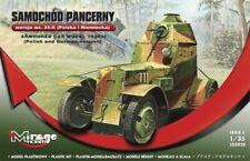 ARMOURED CAR MODEL 1934/II , MIRAGE HOBBY 355020, SCALE 1/35
