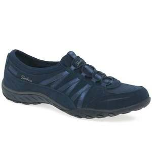 Skechers Breathe Easy Money Bags Womens Casual Sports Trainers
