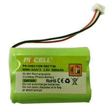 NI-MH AAA*3 600mAh 3.6V Coldless Phone Battery for DECT30 Molex-51021-3P PKCELL