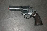toy gun revolver Magnum Gonher  12 shots L=22 cm