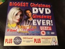 MARTHA MEET FRANK, DANIEL & LAURENCE (ROM COM ) + THE BEAR ( ANIMATED FILM ) DVD