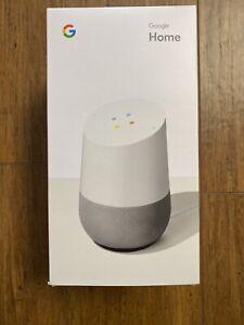 Google Home Smart Assistant Speaker - White - Worldwide ship