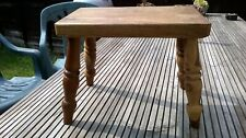 Wooden Milking stool