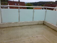aluminium balkon g nstig kaufen ebay. Black Bedroom Furniture Sets. Home Design Ideas