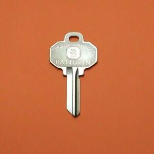 Baldwin 5 Pin Brass Key Blank (#68)