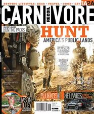 RECOIL CARNIVORE MAGAZINE #58 ISSUE05 / BUYER'S GUIDE HUNTING PACKS.