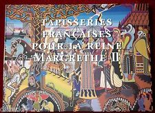 Tapisseries pour la Reine Margrethe II, Gobelins, gd format, Planches couleurs