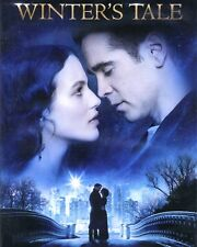 Winter's Tale 2014 PG-13 romance movie, new DVD, Farrell, Connelly, Hurt, Crowe,