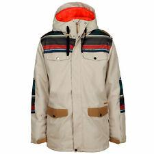 O'NEILL Ambush WATERPROOF and INSULATED Ski SNOW Board JACKET Coat MEN sz MEDIUM