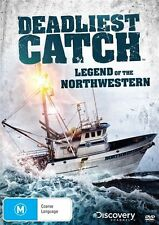 M Rated Foreign Language DVDs & Deadliest Catch Blu-ray Discs