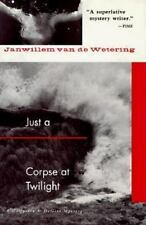 Just a Corpse at Twilight: A Grijpstra and De Gier Mystery-ExLibrary