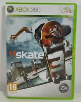 Skate 3 Xbox 360 Game  Near Mint Complete PAL UK  Xbox One Compatible Fast P&P