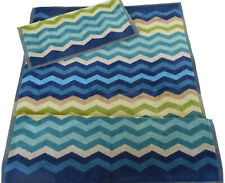 MISSONIHOME HAND BATH TOWEL SET COTTON PETE 170 SPECIAL SIZE  GYM PILATES