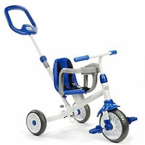 Little Tikes Ride 'N Learn 3-in-1 Trike Blue