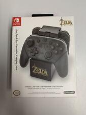 "Power A Switch Joy-Con & Pro Controller Charging Dock ""The Legend Of Zelda BOTW"""