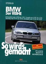 BMW 3er Reihe 4/98 bis 2/05 von Rüdiger Etzold (1999, Kunststoffeinband)