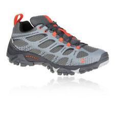Scarpe da ginnastica da uomo grigi marca Merrell moab