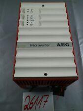 AEG Microverter 1,4/380 Frequenzumrichter #26117