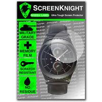 ScreenKnight Samsung Galaxy Gear S2 Classic SCREEN PROTECTOR invisible shield