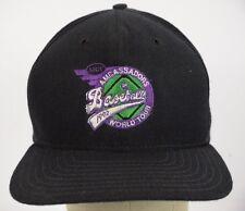 MCI Baseball 1992 Ambassadors Tour Baseball Hat Cap Adjustable Graig Nettles
