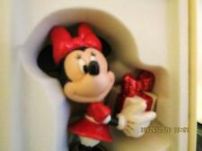 "Lenox Disney "" WRAPPED WITH LOVE MINNIE"" ~ New in Lenox Box ~ FREE SHIP USA"