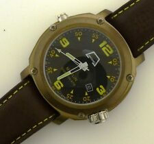 Anonimo Marlin Bronze Chocolate Dial Historic Limited Edition model.7001 NEW