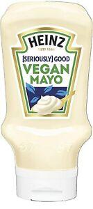 Heinz Vegan Mayonnaise SINGLE & MULTIBUY Mayo Egg Free Vegetarian 390g