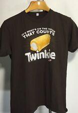 Twinkie Tee Shirt Men's Small Short Sleeve. Sale Priced