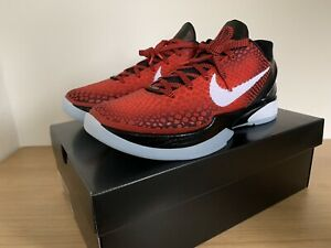 Nike Kobe 6 Protro Challenge Red - DH9888-600 - UK10 US11 EU45