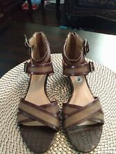 "Joan & David Circa ""Luxe"" Wedge Women's Sandal Sz 9US"