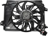 Engine Cooling Fan Assembly Dorman 621-102