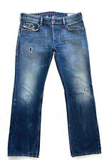 Mens DIESEL ZATINY  0885W Regular  Bootcut Jeans Size W 32 L32 Great Cond