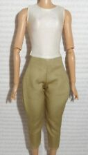 BODYSUIT ~BARBIE DOLL AMELIA EARHART SHIRT CAPRI FLIGHT PANTS ACCESSORY CLOTHING