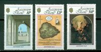Ascension Scott #239-241 MNH Ascension Day Church Map $$
