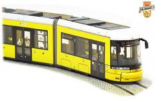 TRAM BOMBARDIER GT6-12 ZRK FLEXITY - Tramway de Berlin BVG 4000 - 1/87 HO LH MDL