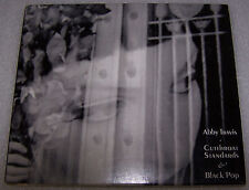 Cutthroat Standards and Black Pop CD by Abby Travis Digipak